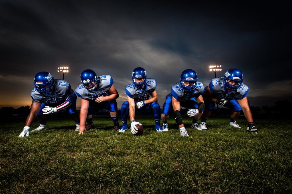 Irishroundtable blueteamfootball 1024x682 - 4 Biggest Sports in Ireland to Bet On